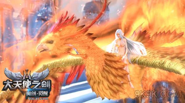 《大天使之剑》魔剑士玩法前瞻   在   原来一切一切均为...