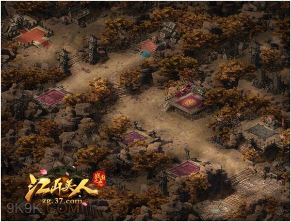 37战国之怒,跨服版本巅峰开战