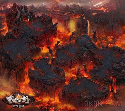 熔炉再现 《9377雷霆之怒》炼狱遗迹震撼登场