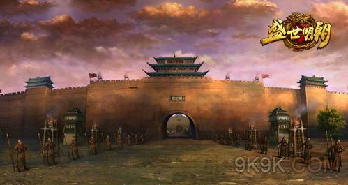 新天将登场全民国战《盛世明朝》今日开启风云内测