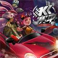 KK赛车LOGO