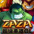 ZaZa超级英雄OLLOGO