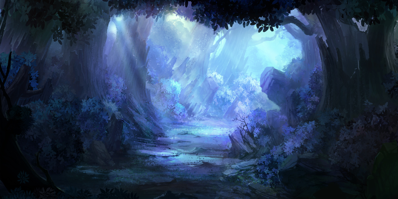 星斗大森林内围图片