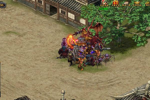九剑传奇网页游戏