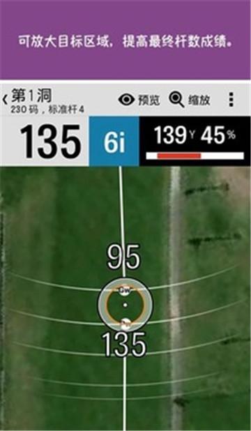Golfshot截圖