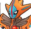 口袋妖怪日月英雄Mega代欧奇希斯2阶属性图鉴