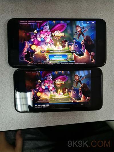 王者荣耀iPhoneX机型屏幕黑框怎么结局