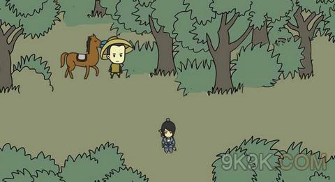 武林尘缘森林迷宫怎么走