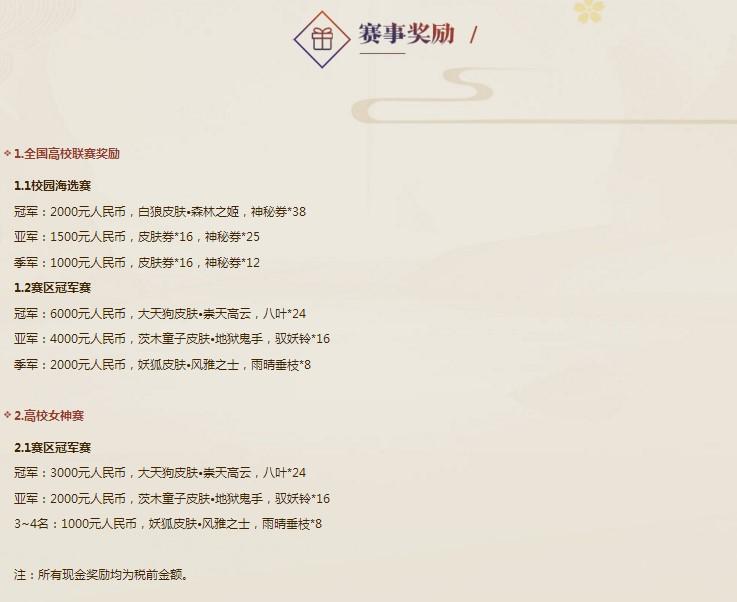 首站广州站开启报名!《决战!平安京》全国高校联赛正式启动