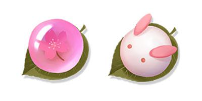4月幸福的味道在这里!《泡泡趴》全新樱花节时装华丽上线!