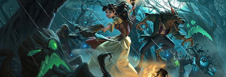 《炉石传说》开始一起探索女巫森林吧!