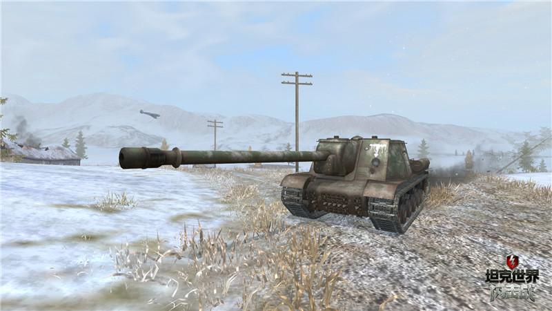 全新大版本重磅登陆!《坦克世界闪击战》5.0时代亮点解析!