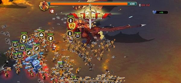 剑与家园矮人族红龙打法 红龙兵种阵容攻略
