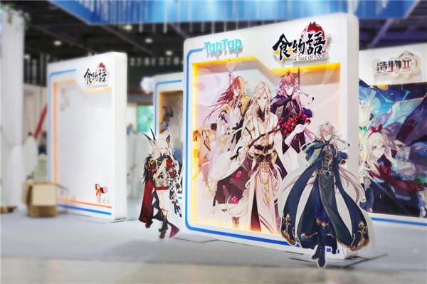 AGF x CICF EXPO双展落幕 百奥天梯六大新游上演龙争虎斗