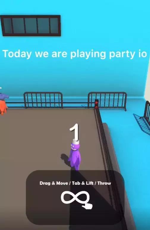 《Party.io!》空降全球16个地区游戏免费榜首!