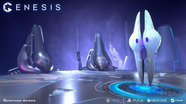 开创纪元新玩法:《Genesis》手柄模式详解