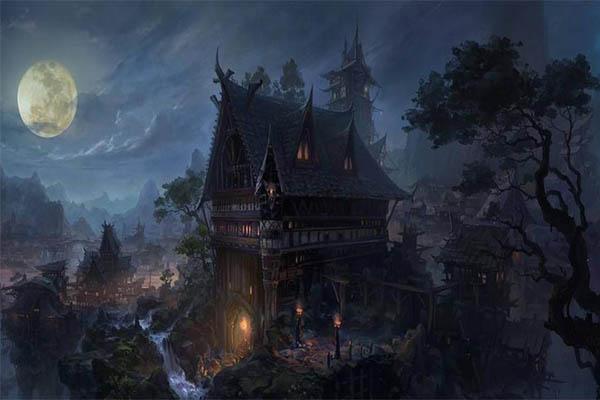 《斗魂大陆》封测即将来临,强势掀起暗黑魔幻旋风
