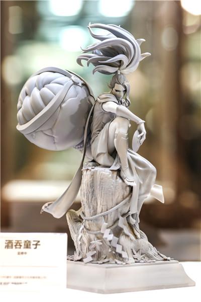 《阴阳师》多款新品出展Wonder Festival手办模玩展,玉藻前手办惊艳曝光