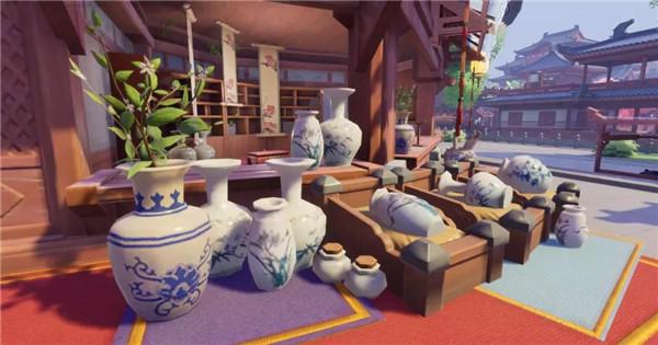 香茗灯景机杼声!随《梦幻西游》3D版手游品盛唐文化风韵