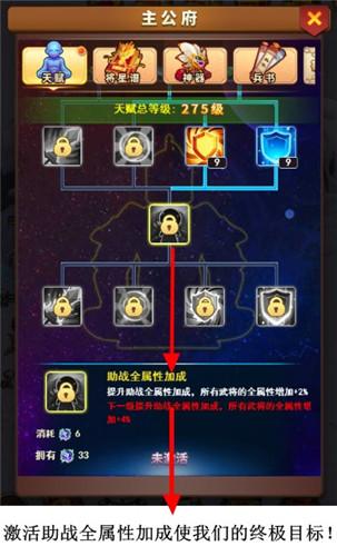 玩家达人《我的帝国》天赋系统技巧指南