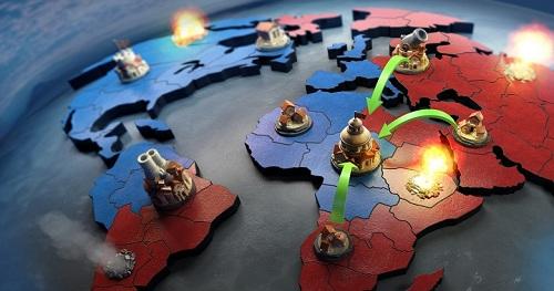 小队集结!《战争与文明》横扫千军活动火爆上线!