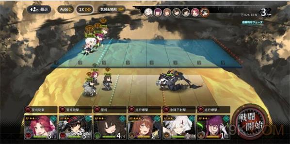灰烬战线2A-10N黑色新娘boss打法攻略