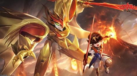 重新踏上旅途,《魔神英雄传》手游让青春热血重燃!