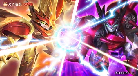 《魔神英雄传》手游完美还原童年回忆,一起打败暗黑达!