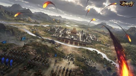 《全面战争:三国》宣布停更,受伤玩家何去何从?《七雄纷争》今日全网首发