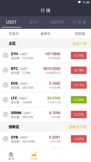 币虎交易所app下载-币虎交易所手机版