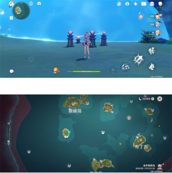 原神海岛大水泡攻略详解