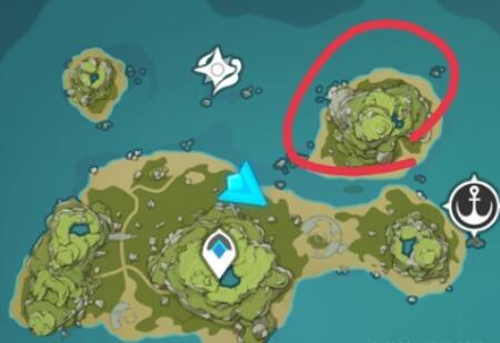 原神金苹果群岛壁画解密图文攻略
