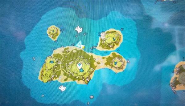 原神海岛石柱图文攻略