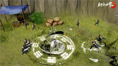 《剑侠世界3》评测:西山居新一代剑侠情缘大作