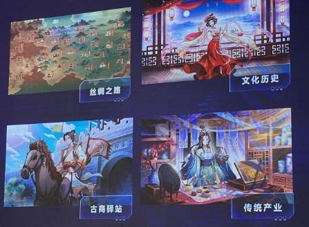古代商贸文化与现代新经济融合,益世界探索游戏出海赛道新机遇