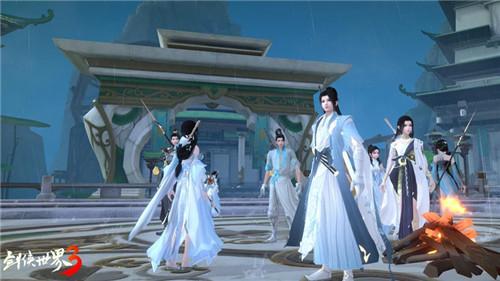 《剑侠世界3》评测:江湖焕新品质升级,24年情怀依旧!