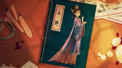 跨越时空,《时光公主》X 西安博物院联动开启!