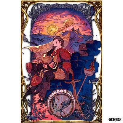 《FFBE幻影战争》×《最终幻想战略版》联动第二弹确定!