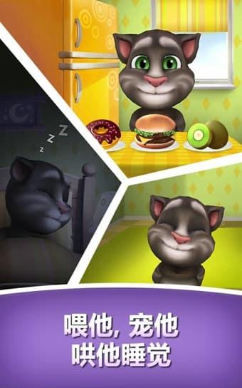 我的会说话的汤姆猫破解版截图