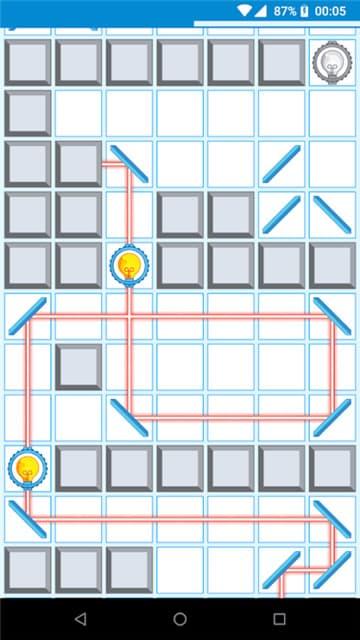 激光迷宫截图