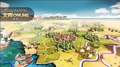文明ol起源截图