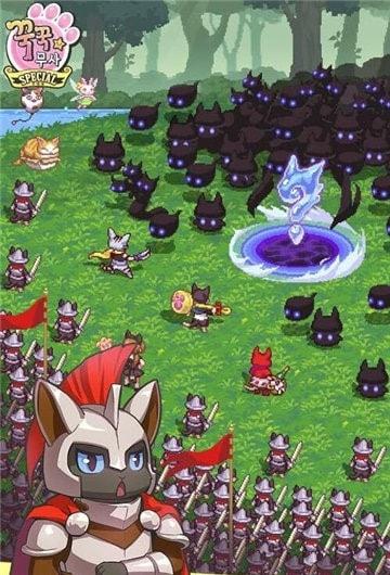 猫咪武士special截图