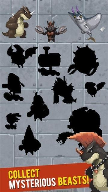 世界怪兽战争截图