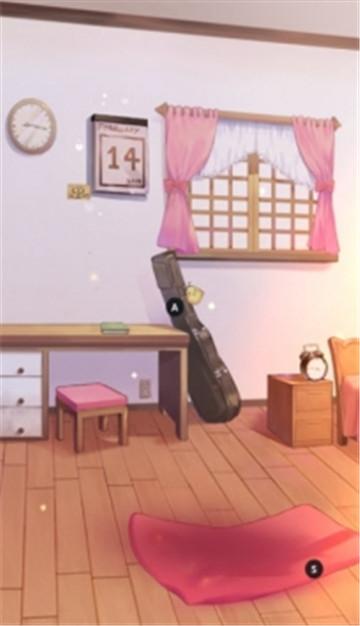 吉他少女截圖
