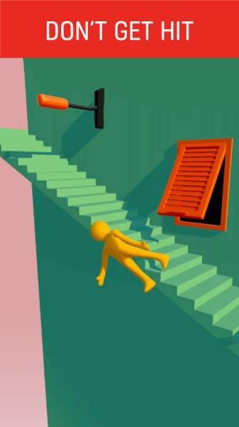 困倦的阶梯截图