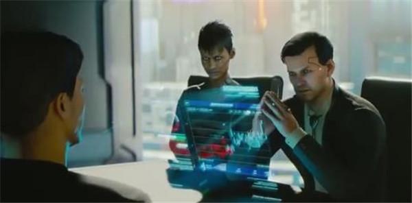 赛博朋克2077来世截图