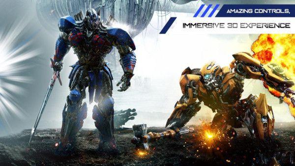 改造机器人战斗截图