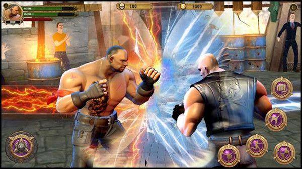 摔跤格斗游戏世界冠军截图
