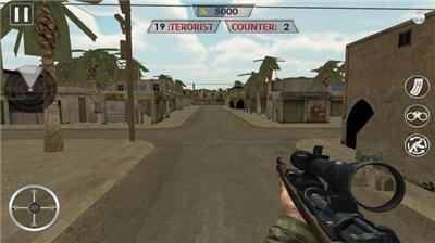 狙击手枪战截图