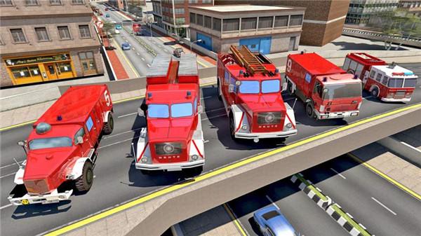消防车模拟2019截图